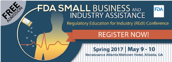 FDA Small Business Event