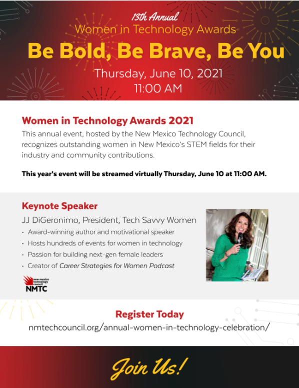 2021 Women in Technology Awards